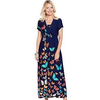 Dames Womens maxi jurk lengte 48 inch