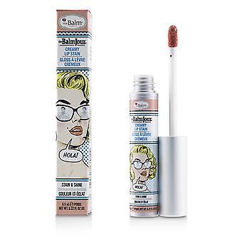 Thebalm Thebalmjour Creamy Lip Stain - # Hola! - 6.5ml/0.22oz