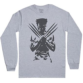 Wolverine - Mens Long Sleeve T-Shirt