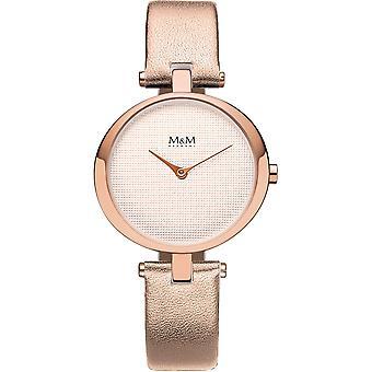 M et M Allemagne M11931-999 Ring-O Ladies Watch