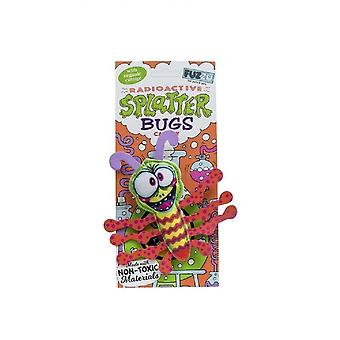 Fuzzu Splatterbugs Blast-O Cat Toy