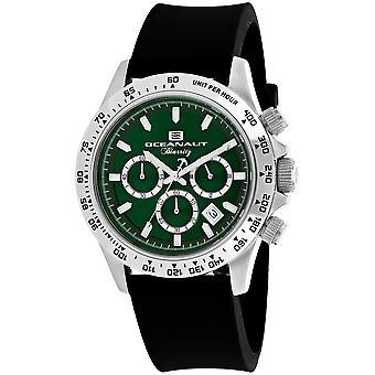 Oceanaut Biarritz Green Dial Watch - OC6112R