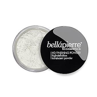Bellapierre HD acabamento em pó translúcido 6,5 g