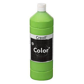 Creall Havo01029 500ml 09 Light Green Havo Color Poster Paint Bottle Toy