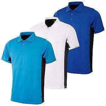 Proquip Golf Hommes Technique Block Polo Shirt