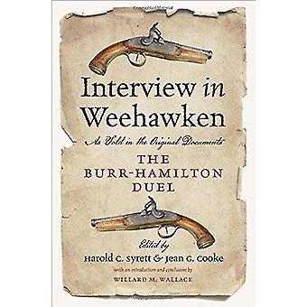Interview in Weehawken by Harold C Syrett