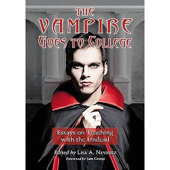 吸血鬼は、カレッジ - Li によってアンデッドと教育に関するエッセイ