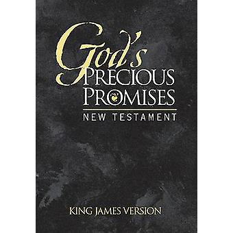 God's Precious Promises - New Testament - Black by AMG Publishers - 97