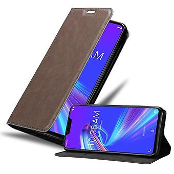 Cadorabo case for Asus ZenFone MAX M2 case cover - magnetic clasp