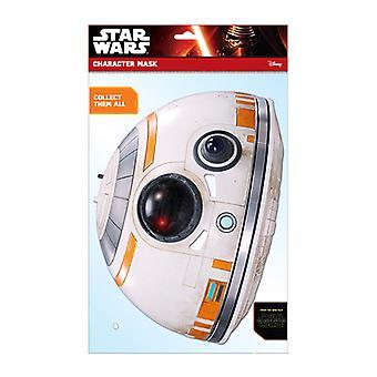 BB-8 offisielle Star Wars Kraften vekker kort fest fancy kjole maske