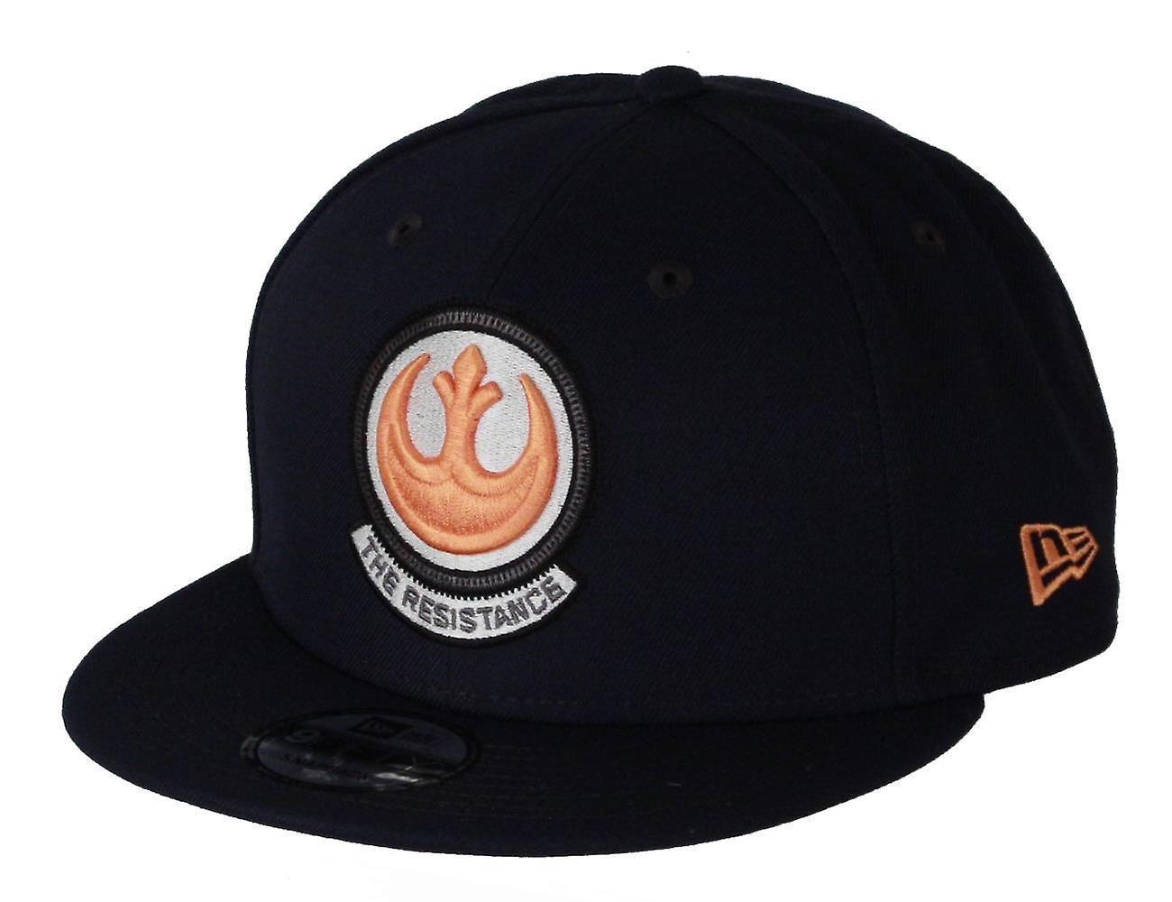 New Era Adjustable 9 Fifty Snapback Cap ~ Star Wars- Rebel Resistance