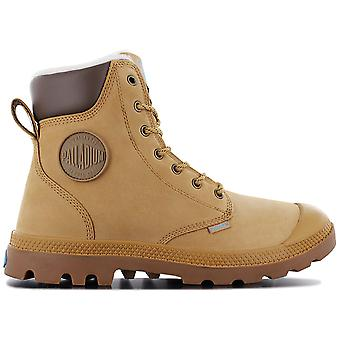 Palladium Pampa Sport Cuff WPS 72992-228-M Men's Boots Brown Sneakers Sports Shoes
