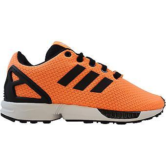 Adidas ZX tok K vlajka oranžová/jádrová černá obuv bílá M19388 toddler