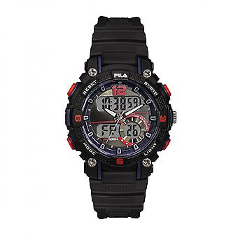 Montre Fila 38-190-001 - Black Sine Watch 38 mm Men/Women