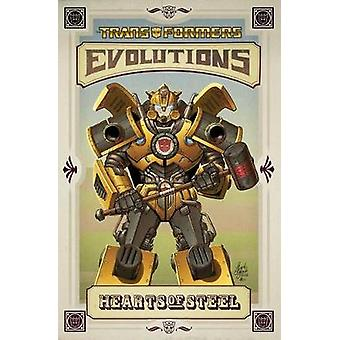 Transformers Evolutions  Hearts Of Steel by Dixon & Chuck