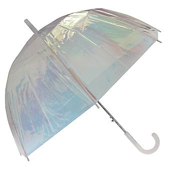 X-Brella Iridescent Cage Umbrella