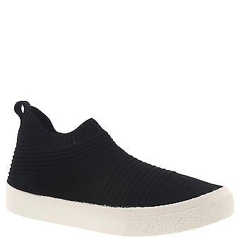 Skechers Womens Poppy like socks Fabric Low Top Pull On Fashion Sneakers