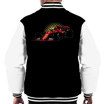 Motorsport Images Ferrari SF90 Men's Varsity Jacket