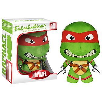 Teenage Mutant Ninja Turtles Raphael Fabrikationen Plüsch