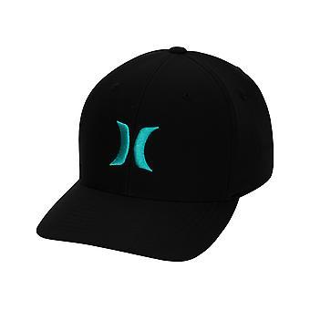 Hurley Dri-Fit One & nur 2.0 Cap in Black Heather