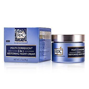 Multi correxion 5 in 1 restoring night cream 162703 48ml/1.7oz