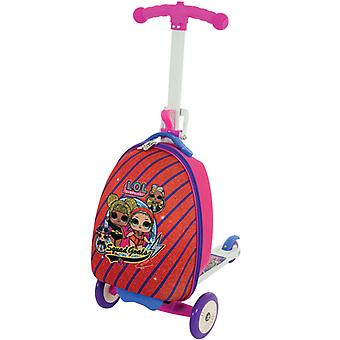 LOL Surprise Scootin' Suitcase