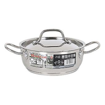 Casserole with lid Quttin Stainless steel