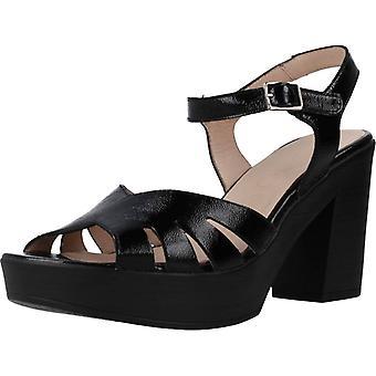 Wonders Sandals L9163 Couleur Noir