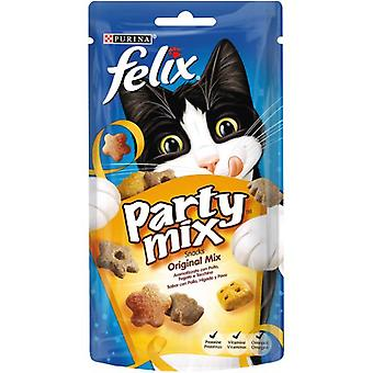 Felix Party Mix Original Mix (Cats , Treats , Biscuits)