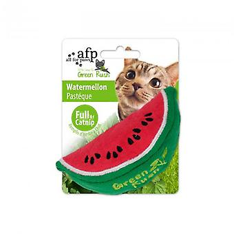 AFP Watermelon (Cats , Toys , Plush & Feather Toys)