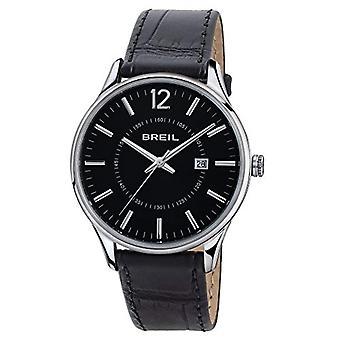 ברז קוורץ נשים שעון אנלוגי עם חגורת עור TW1563