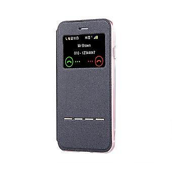 iPhone 7 fodral med Call-ID & Svara funktion