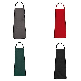 ID Adjustable Apron With Pocket