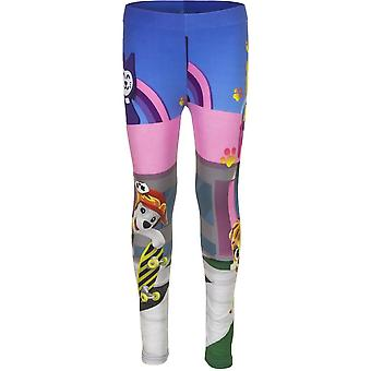 Paw patrol girls leggings full skye and everest
