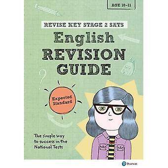 Revisar la etapa clave 2 SATs inglés revisión guía - estándar esperado - revisar KS2 inglés