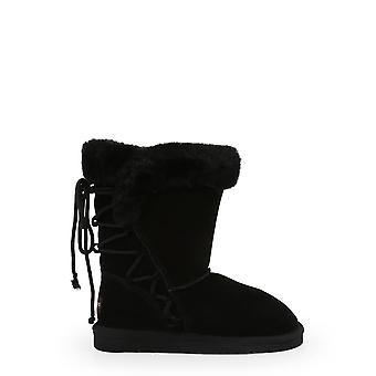 Laura Biagiotti Original Women Fall/Winter Ankle Boot - Black Color 36460