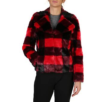 Guess Original Women Fall/Winter Jacket - Red Color 38200