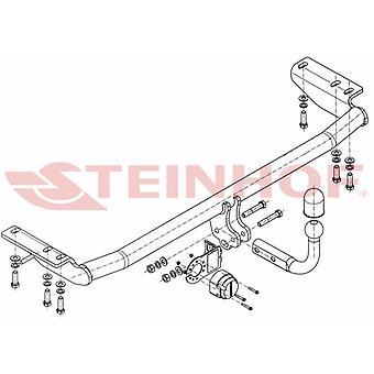 Steinhof Towbar (fixiert 2 Schrauben) für Volvo S60 2000-2010
