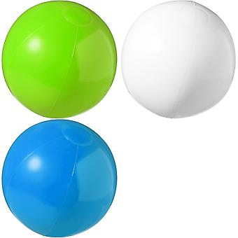 Bullet Bahamas Solid Colour Beach Ball (Pack Of 2)