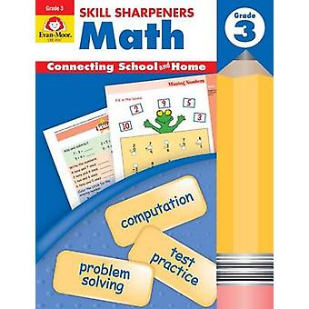 Math - Grade 3 by Evan-Moor Educational Publishers - 9781596730557 Bo