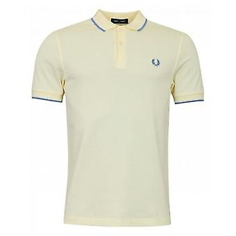 Fred Perry Authentics Regular Fit Twin Tipped Polo