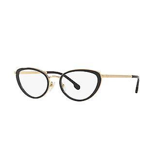Versace VE1258 1438 Svart-Guld glasögon