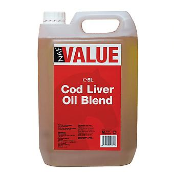 NAF Naf Value Cod Liver Oil Blend 5l
