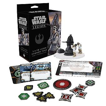 Star Wars legioen-1,4 FD Laser Cannon team eenheid Expansion Pack