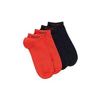 BOSS Footwear & Accessories Boss 2p As Colours Cc Socks Medium Orange