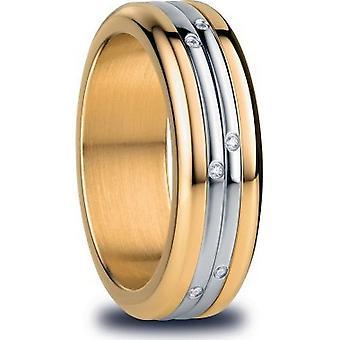 Bering - Combination Ring - Women - Arctic Symphony - Brisbane_9 - Size 60 (19.0 mm)