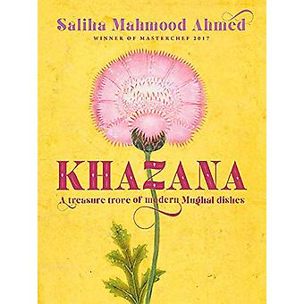 Khazana - An Indo-Persian cookbook with recipes inspired by the Mughal