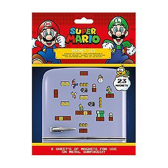 Super Mario, Kjøleskap Magneter