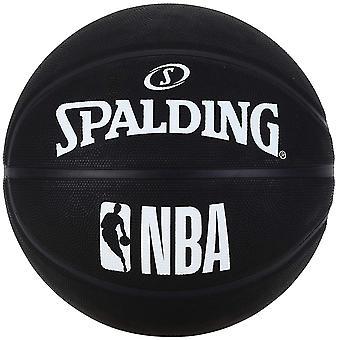 ספולדינג NBA גומי חוצות כדורסל צוות כדור שחור