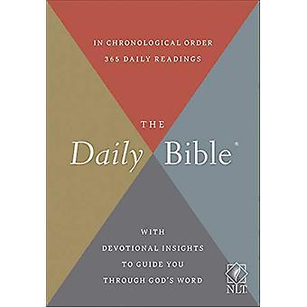 F. LaGard Smithin päivittäinen Raamattu (R) (NLT) - 9780736976121 Kirja